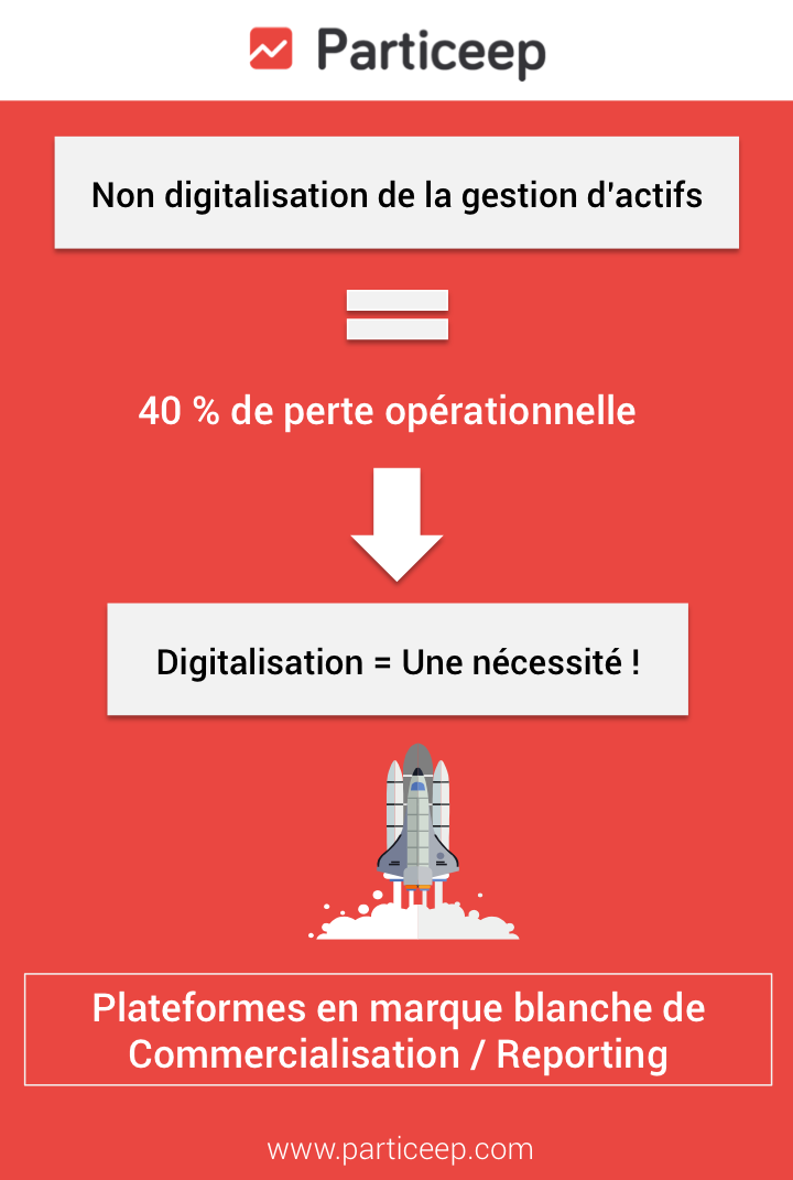 Infographie Particeep Asset Management