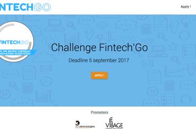 Fintech GO accueil